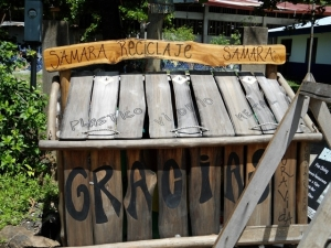 community recycling in Samara