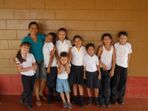 Escuela Santo Domingo - Class of 2011 (plus Fabrizio)