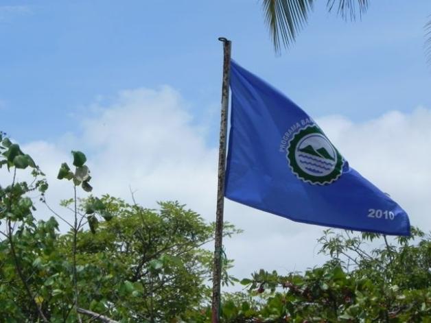 Bandera Azul blue flag
